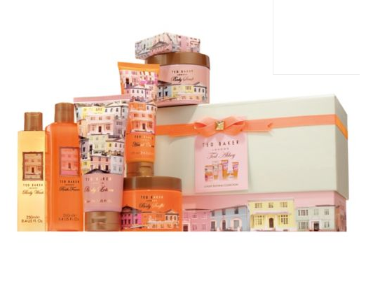 boots star deal 2014 - Ted Baker Gift Set 2014
