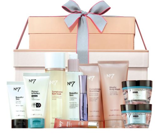 boots star deal 2014 No7 The Ultimate Collection Beauty and Skincare Gift