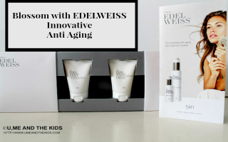 Best Anti Ageing Products EDELWEISS