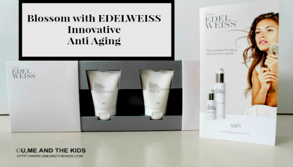 Best Anti Ageing Products EDELWEISS set