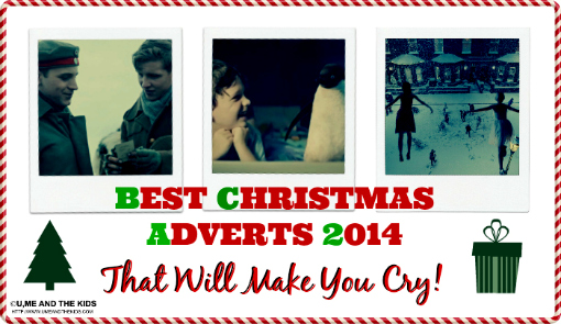 Christmas Adverts 2014 - Sainsbury's, John Lewis, Marks & Spencers that will make you cry
