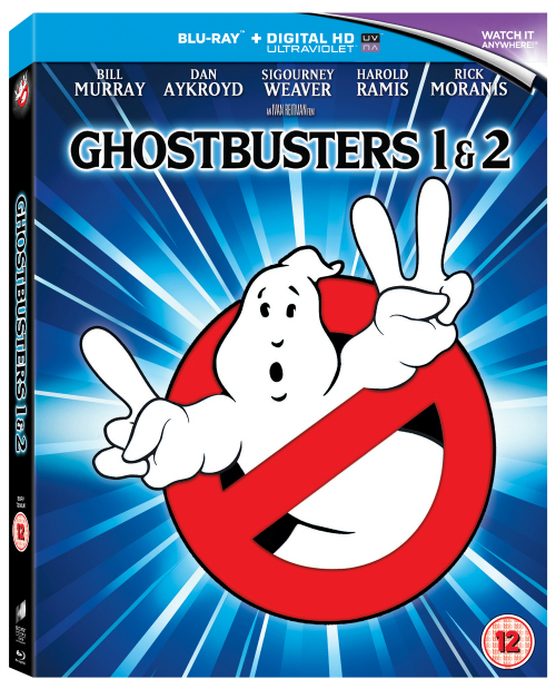 Ghostbusters 30th Anniversary Edition Box Set
