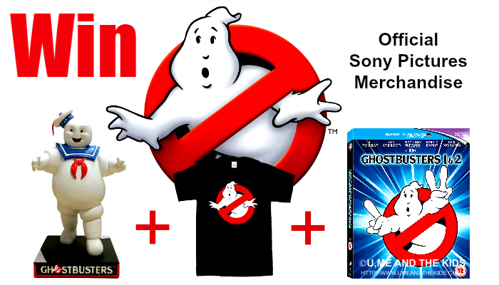 Ghostbusters anniversary competition