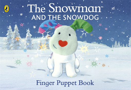 The_Snowman_and_The_SnowDog_Finger_Puppet_Book_Front_Cover