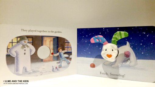 The_Snowman_and_the_snowdog_book_open