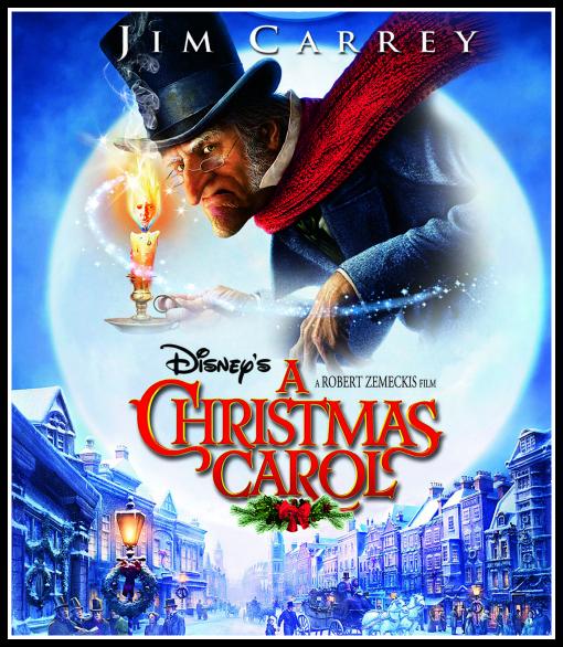 Top 10 festive Kids films for Christmas - Disneys Christmas Carol 2009