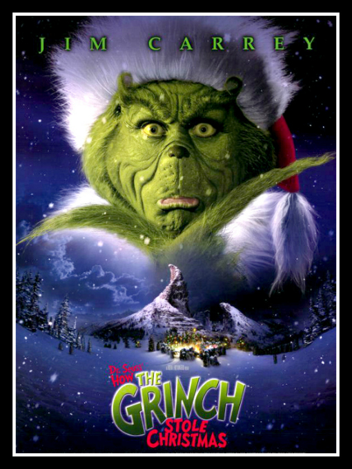 Top 10 festive Kids films for Christmas - How The Grinch Stole Christmas
