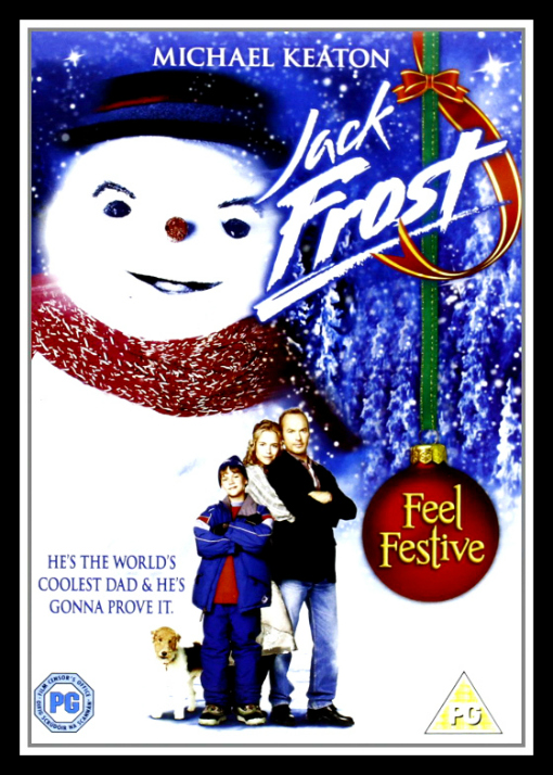Top 10 festive Kids films for Christmas - Jack Frost Michael Keaton