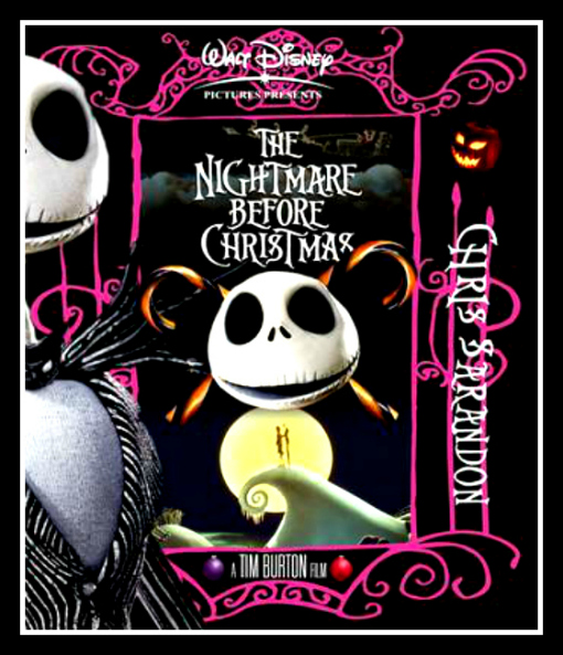Top 10 festive Kids films for Christmas - The Nightmare before christmas