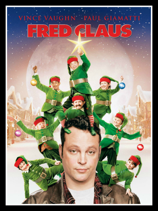 Top 10 festive Kids films for Christmas - fred claus