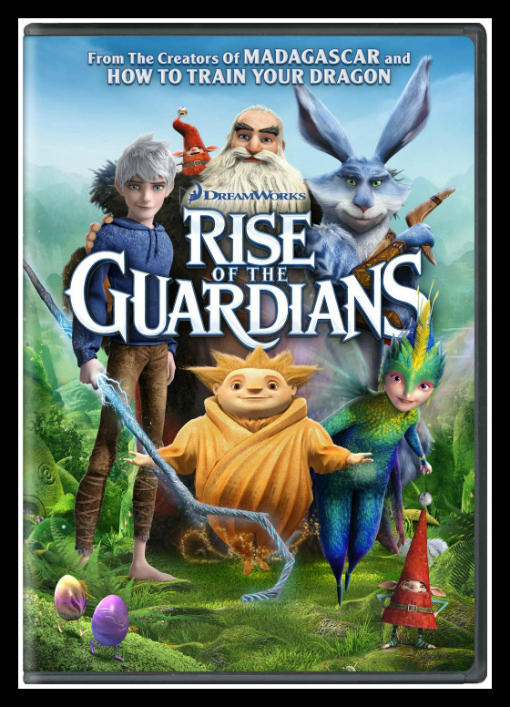Top 10 festive Kids films for Christmas rise of the guardians