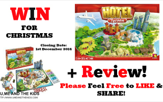 hotel tycoon board game review