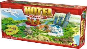 Hotel Tycoon Family Board Game Review
