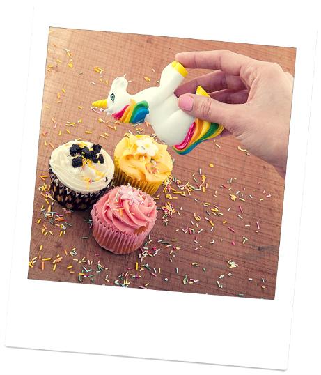 secret santa ideas Unicorn Sprinkles Shaker