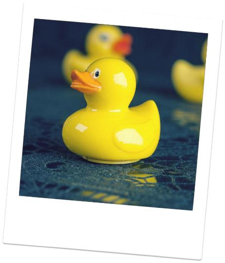secret santa ideas ducky-lip-balm lemon-drizzle