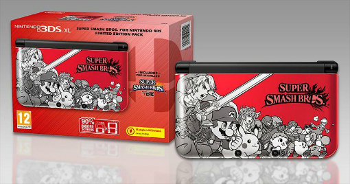 super-smash-bros-3ds-console