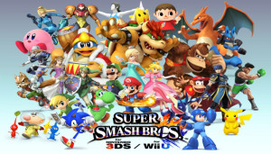 Super Smash Bros – Smashes onto 3DS!