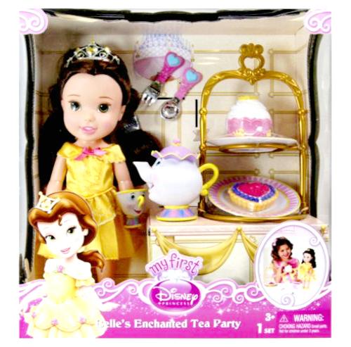 tesco clubcard boost - belle's enchanted tea party