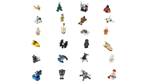 unique_advent_calendars_2014_star_wars_contents