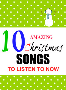 10 Christmas Songs You Should Listen To Right Now