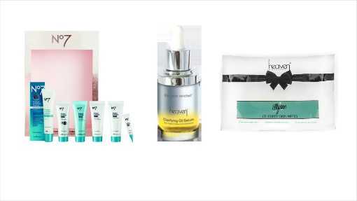 Christmas gifts for her beauty products