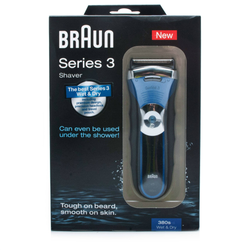 Gifts for him Braun Series Wet-Dry Shaver