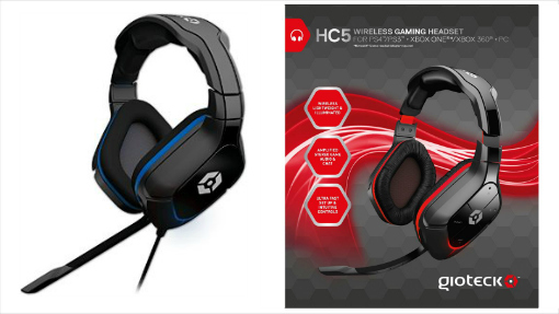 Gifts for him wireless gaming headsets for ps4 and xbox one