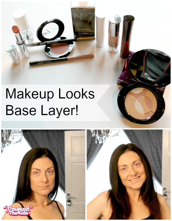 New makeup looks for 2015 base layer and products