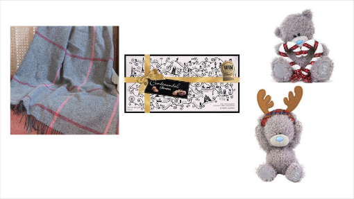 christmas gifts for her winter warmers and teddy bears
