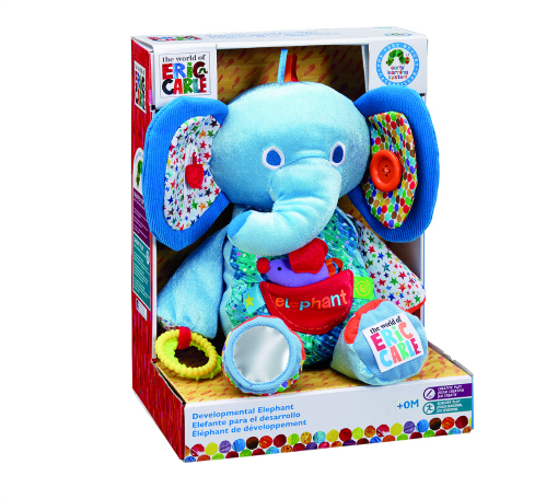 christmas gifts for kids developmental elephant