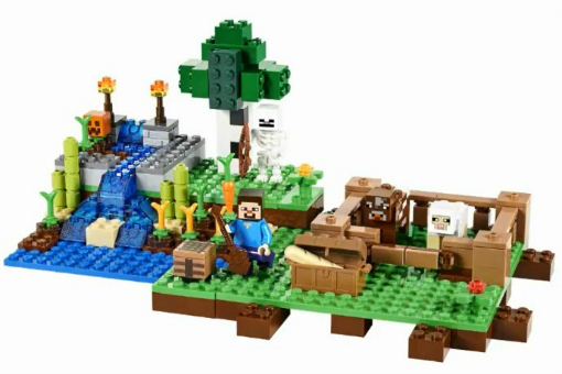 christmas gifts for kids minecraft lego the farm