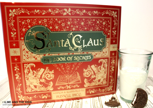 christmas gifts for kids santa claus the book of secrets