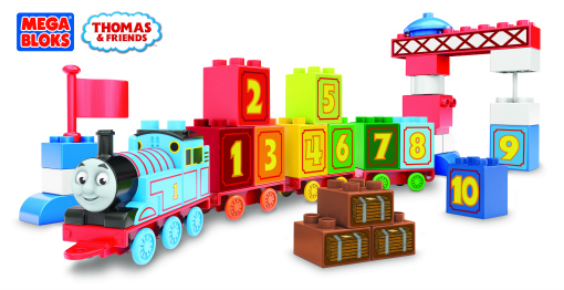 christmas gifts for kids thomas the tank engine mega bloks