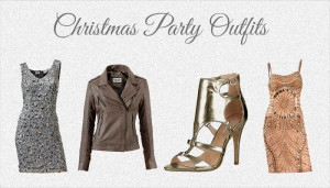 Christmas Party Outfits (Be the Belle of the Ball)