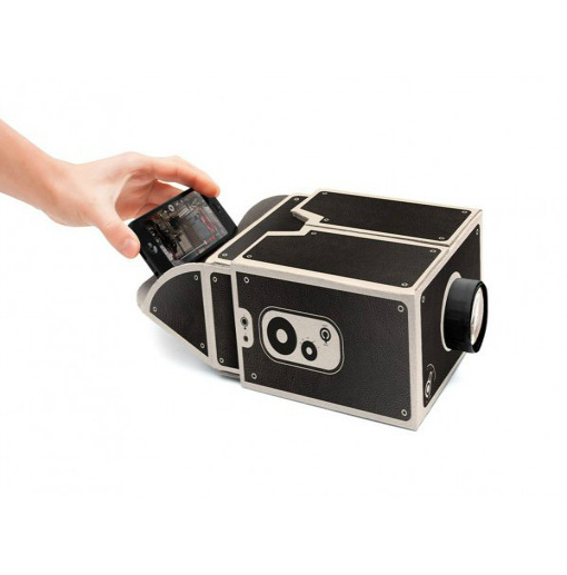 gifts for him Smartphone Projector