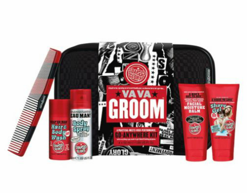 gifts for him soap and glory gift set vava groom