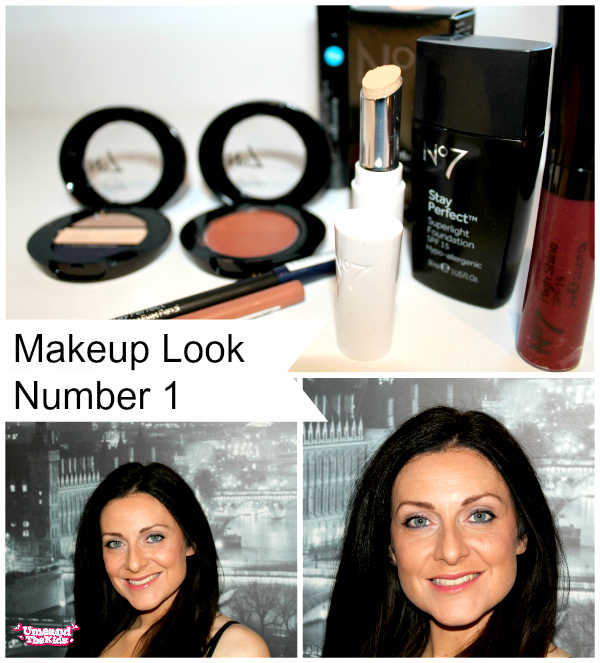 new makeup looks for 2015 - look number 1 and products