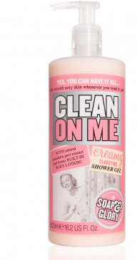 the  best soap and glory products 2015 clean on me