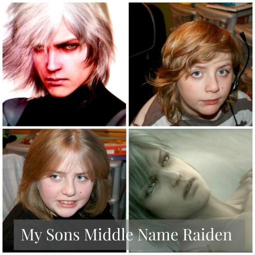 unique baby names - my son's name raiden