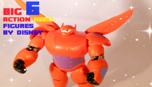 Big Hero 6 action figures & Toys