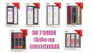 Boots Deals – Half Price No7 Make-Up Collections