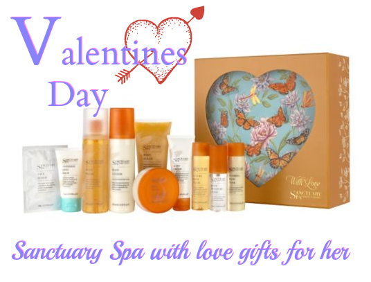 Boots Deals Valentines Day – Sanctuary Spa with love gift