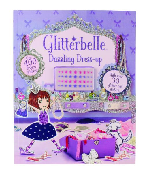 Glitterbelle Dazzling Dress Up_Cover UK