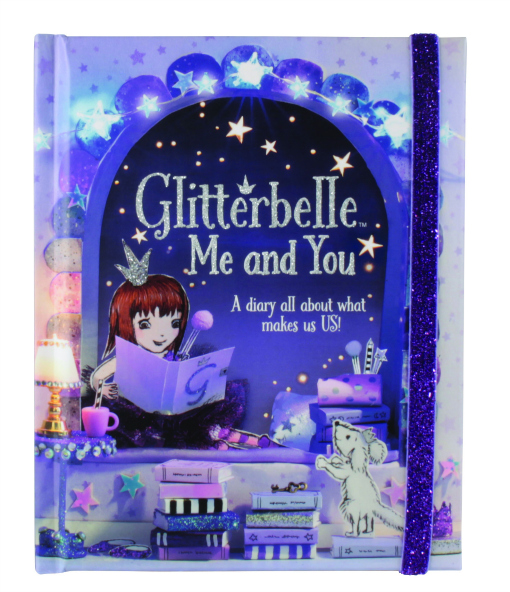 Glitterbelle Me And You Journal_UK
