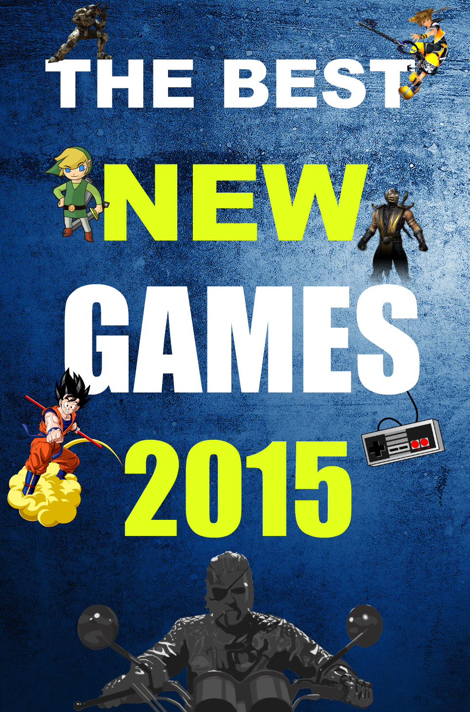 New List of Kickass Games In 2015