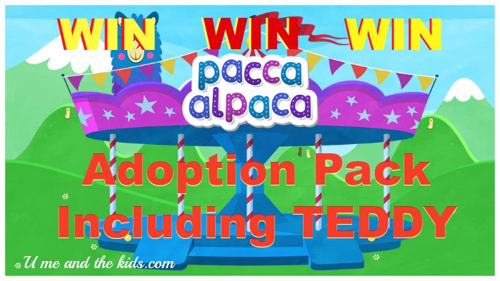 alpaca adoption pack