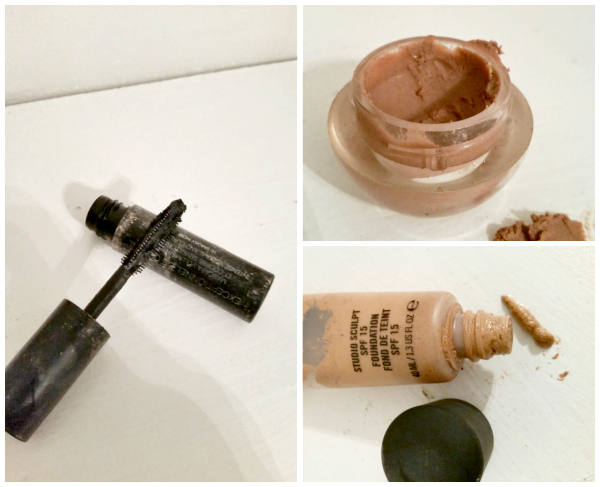 makeup tips and tricks dirty products to clean