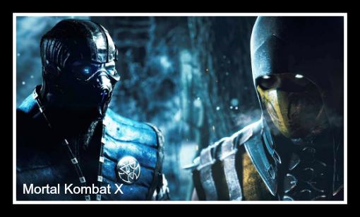 new games 2015 list updated mortal kombat x