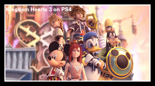 new games list 2015 updated Kingdom Hearts 3