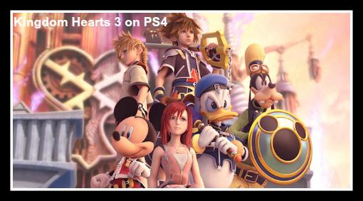 new games list 2015 updated Kingdom Hearts 3